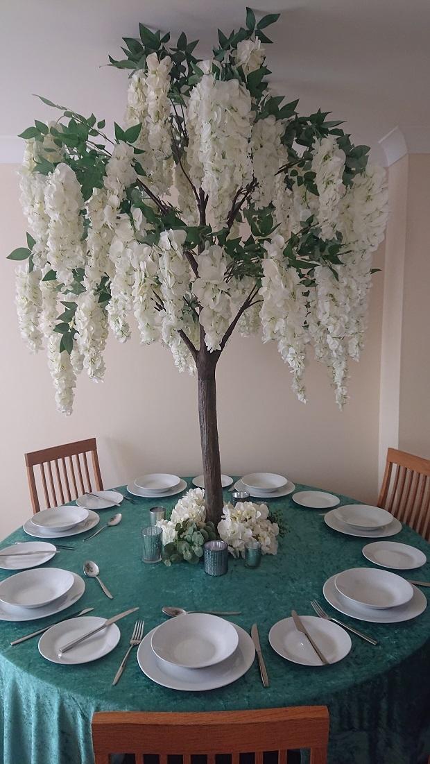 Wisteria-tree