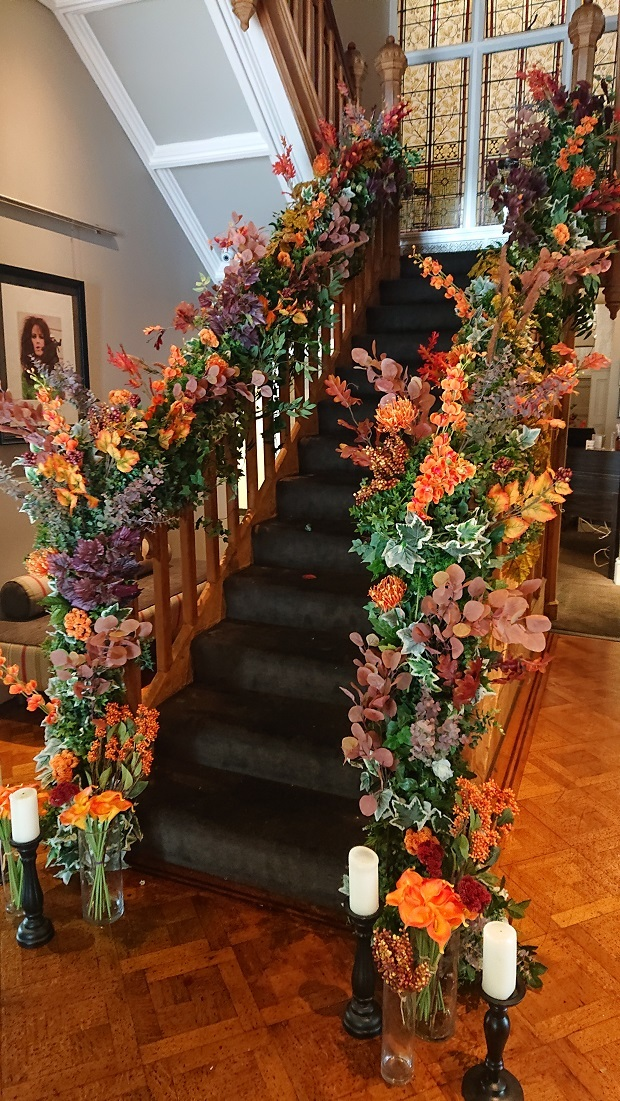 Staircase-decor-Didsbury-House
