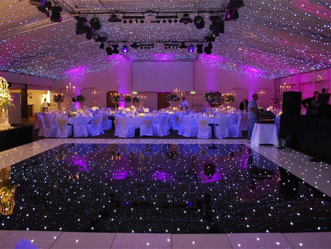 Venue Lighting Cheshire And Manchester Woodyatt Warner