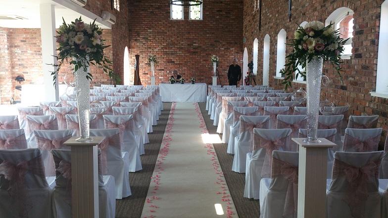 Doubletree Hilton Chester Weddings Woodyatt Warner