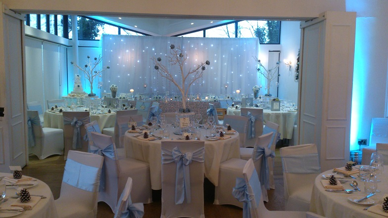 venue dressing silver package