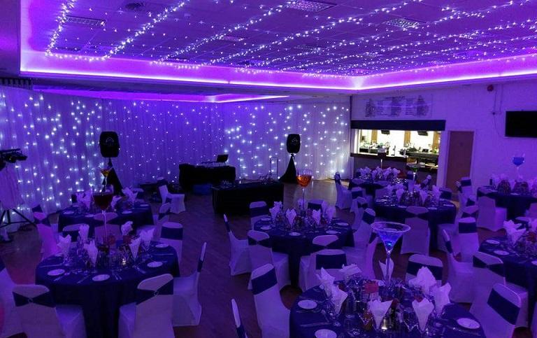 wedding venue dressing liverpool