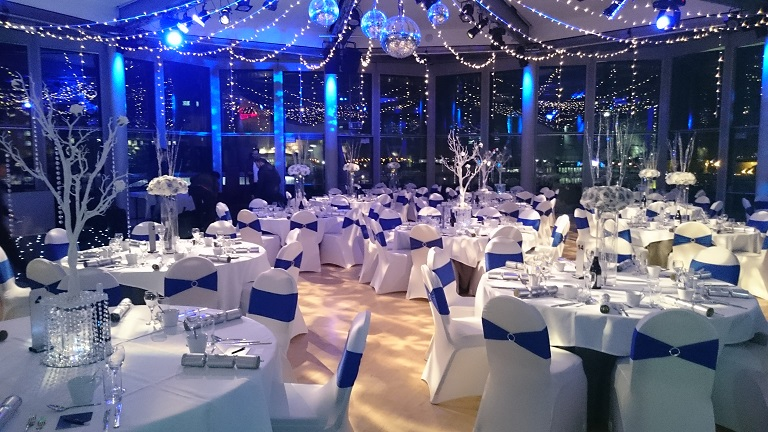 venue dressing at the lowry