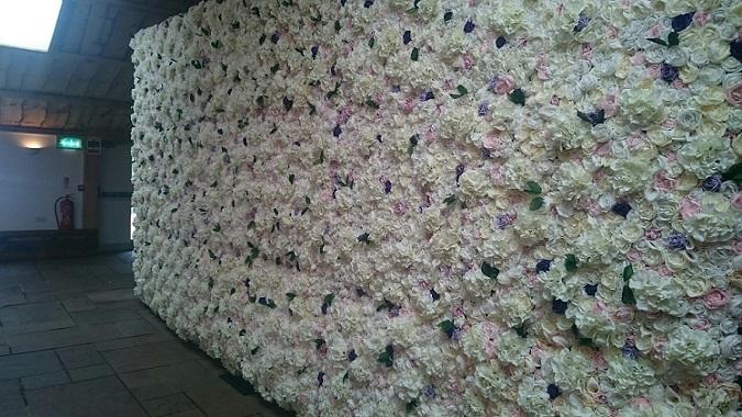 Flower Wall Cheshire