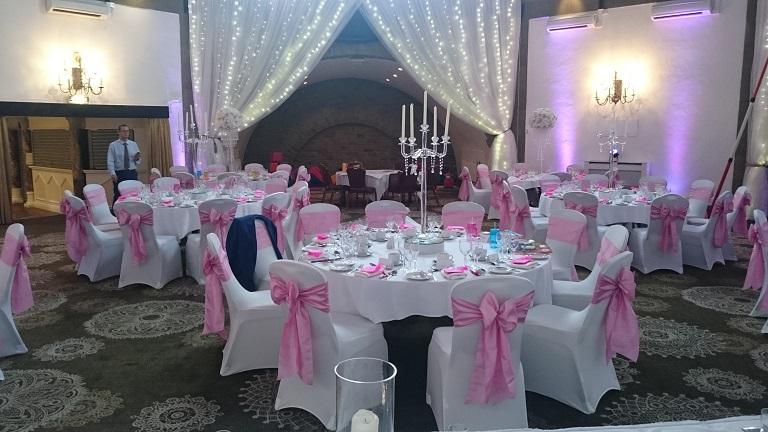 venue dressers shrigley hall
