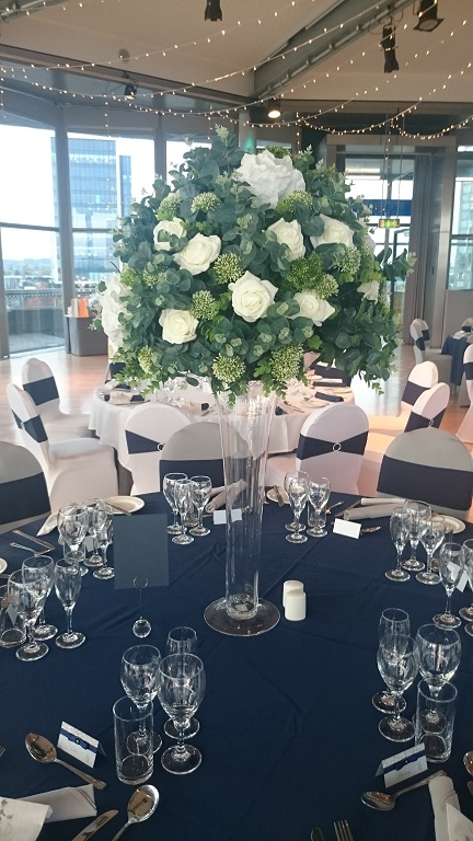 centrepiece hire cheshire