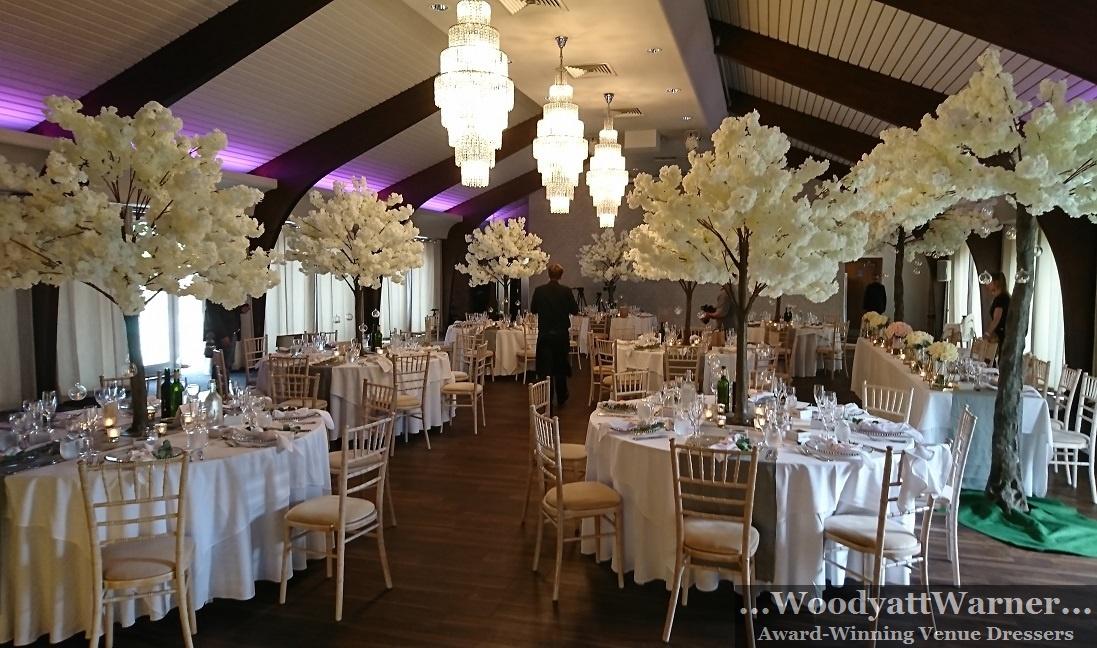 Woodyatt Warner Wedding And Event Venue Dressers
