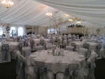 Thistle Hotel Haydock marquee