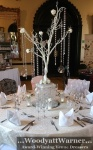 Crystal Tree Centrepiece